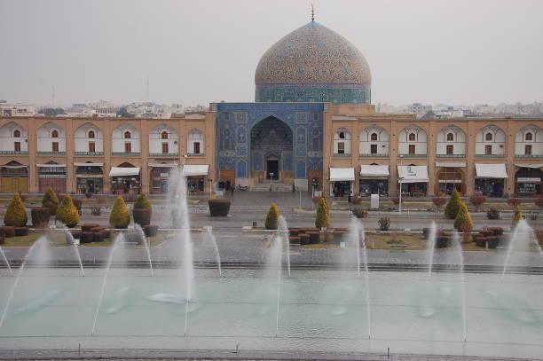 Isfahan, Iran – Foto