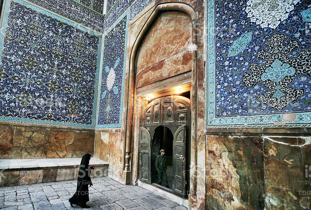 Isfahan, Iran stock photo