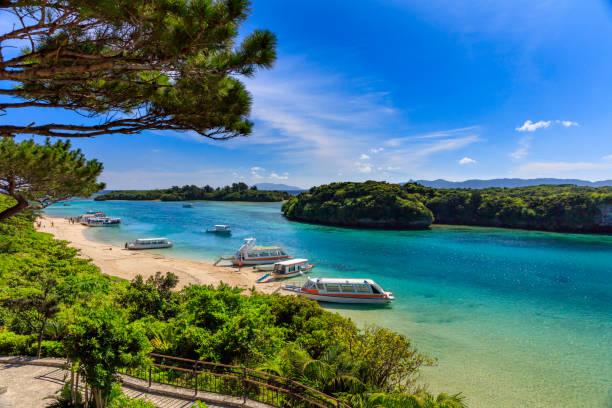 Kawahira Bay im Ishigakijima Summer – Foto