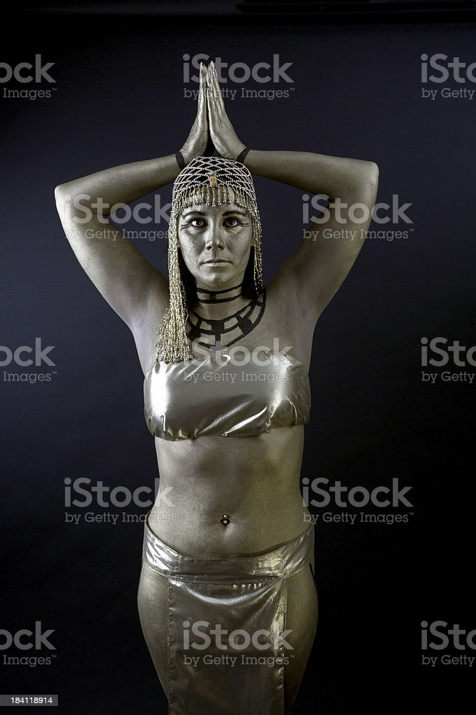 Isis royalty-free stock photo