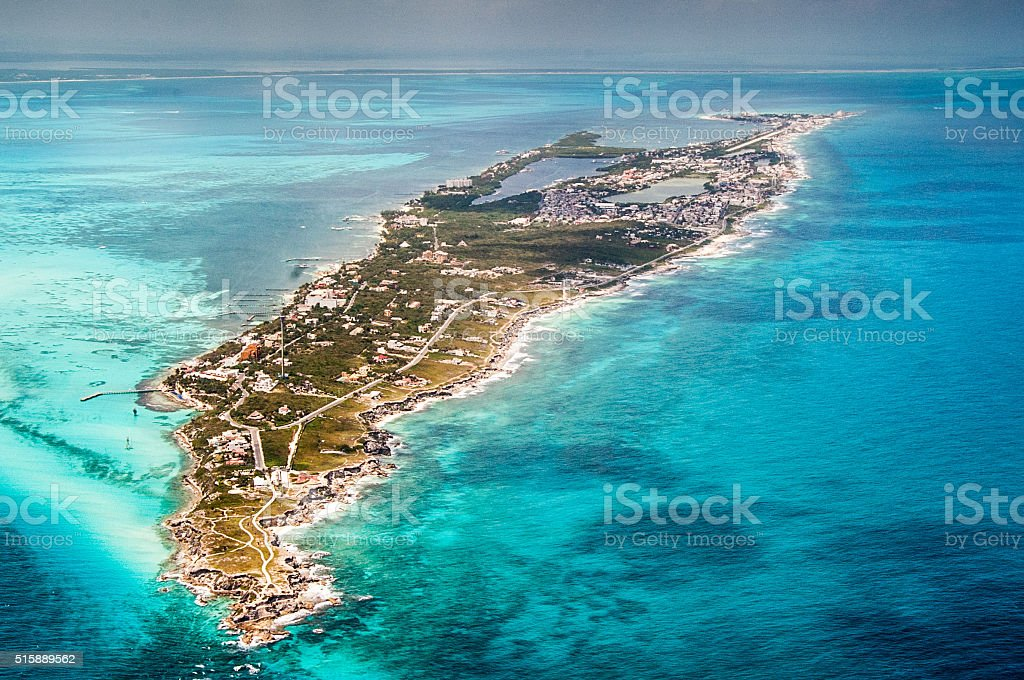 Isla Mujeres stock photo
