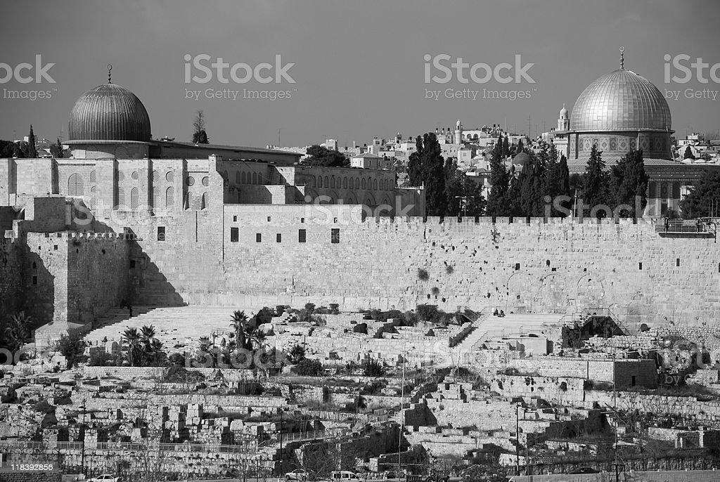 Islam in Jerusalem – Foto