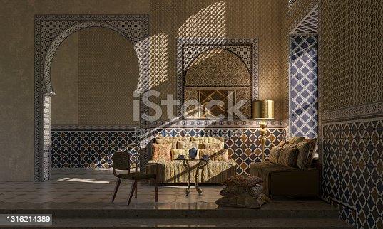 islam Living Room