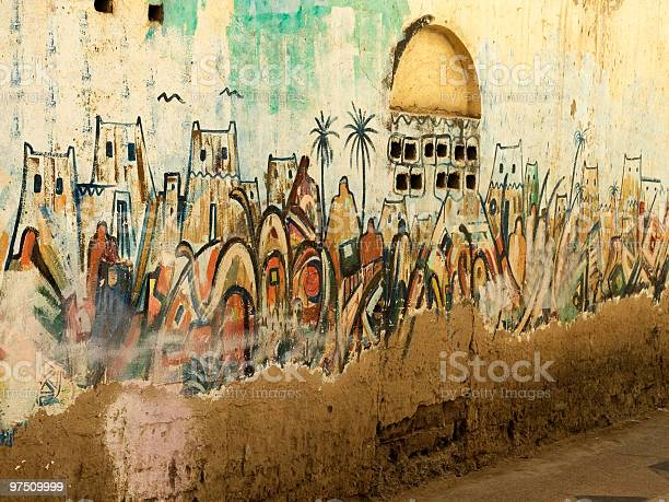 Islamic and Arabian graffiti