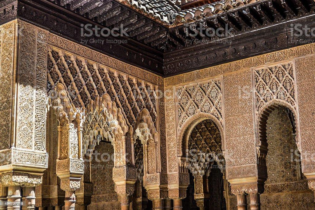 islamic architecture in granada spain stock photo more pictures of