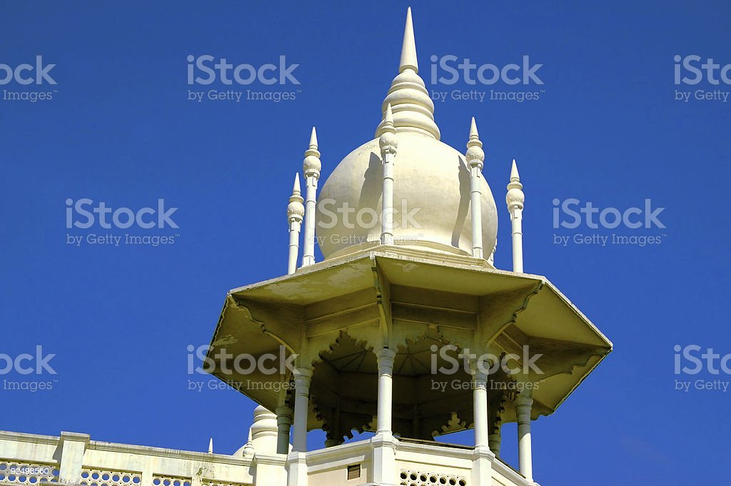 Islamic architecture royalty-free stock photo