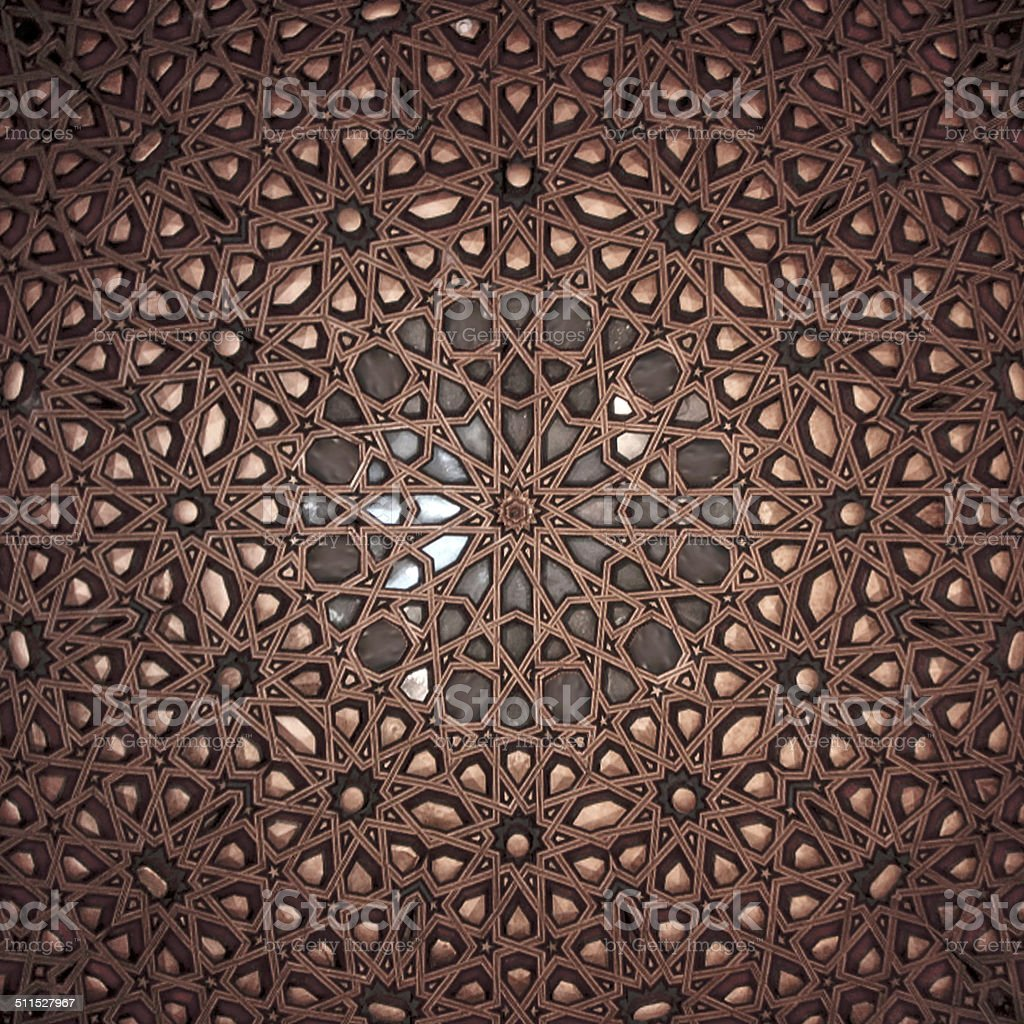 islamic design stock photo