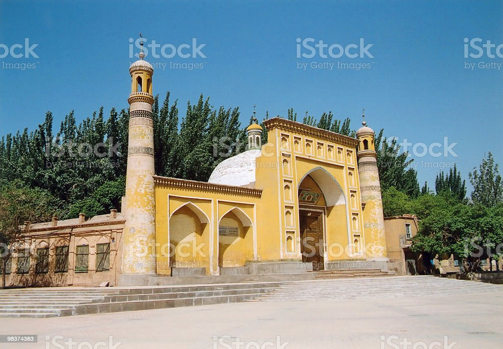 islamic mosque royalty-free stock photo