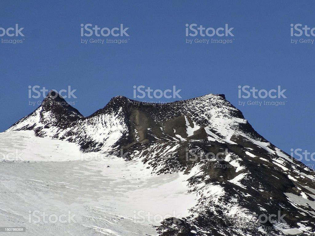Island, der Westen - Halbinsel Snaefellsnes stock photo