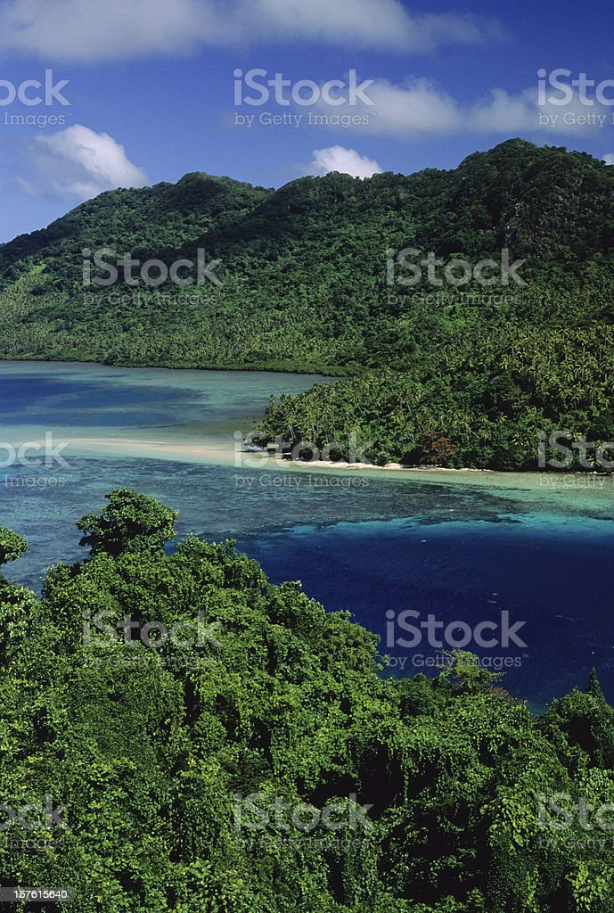 Island Dream royalty-free stock photo