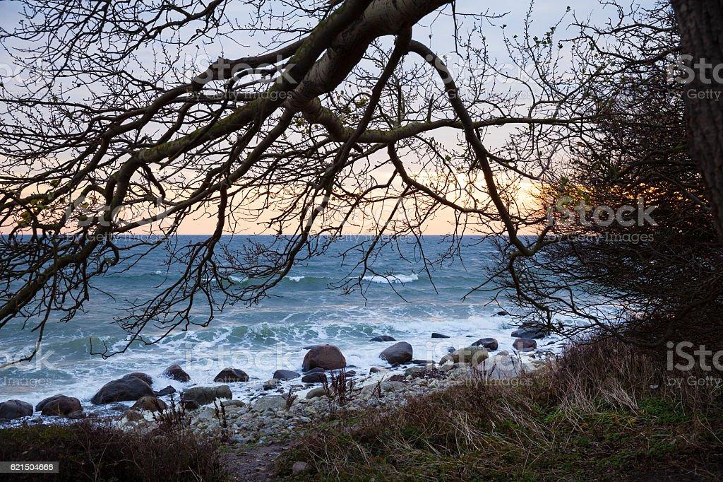 Island Fehmarn in the German North Sea Region foto stock royalty-free