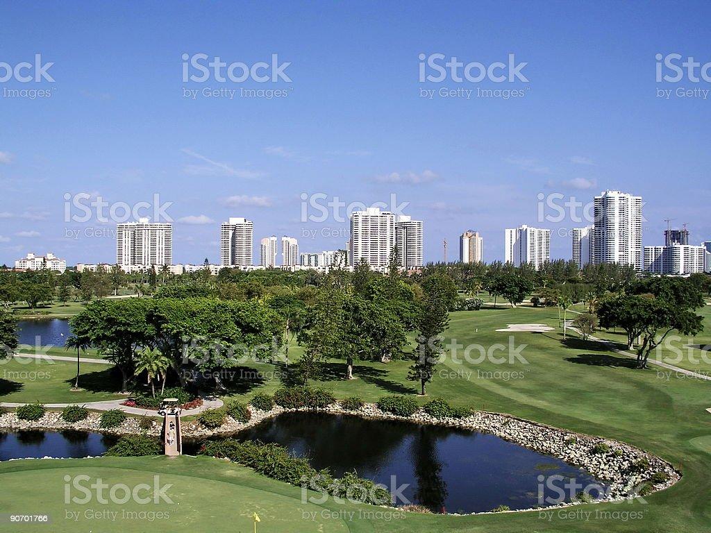 island green royalty-free stock photo