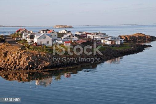 istock Island - Halbinsel Snæfellsnes 187451452