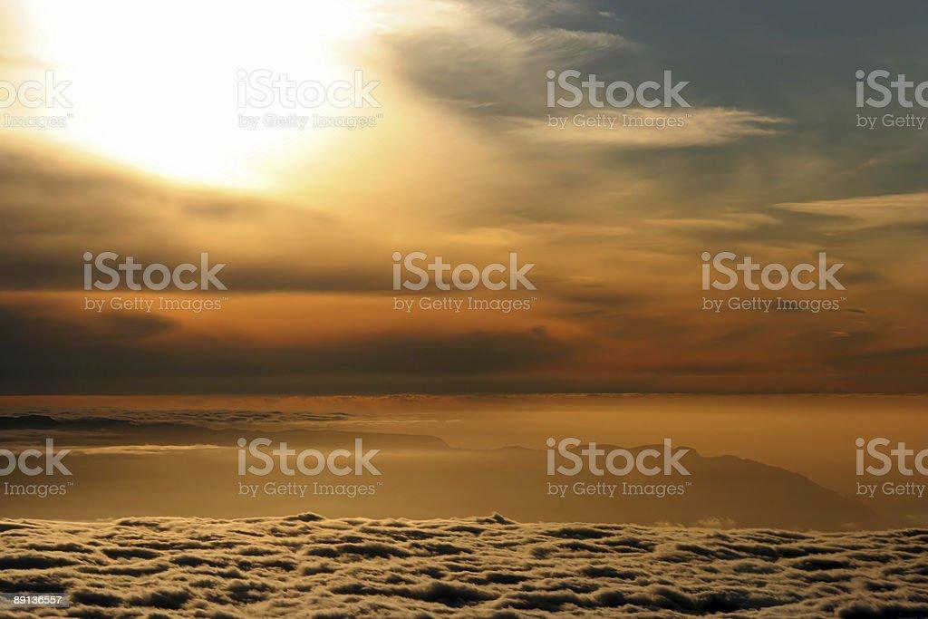 Island In Heaven royalty-free stock photo