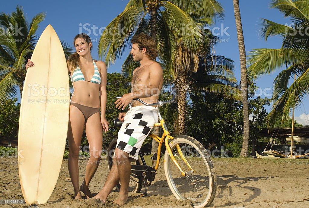 Island Lifestyle royalty-free stock photo