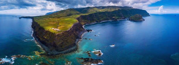Insel Flores auf den Azoren – Foto
