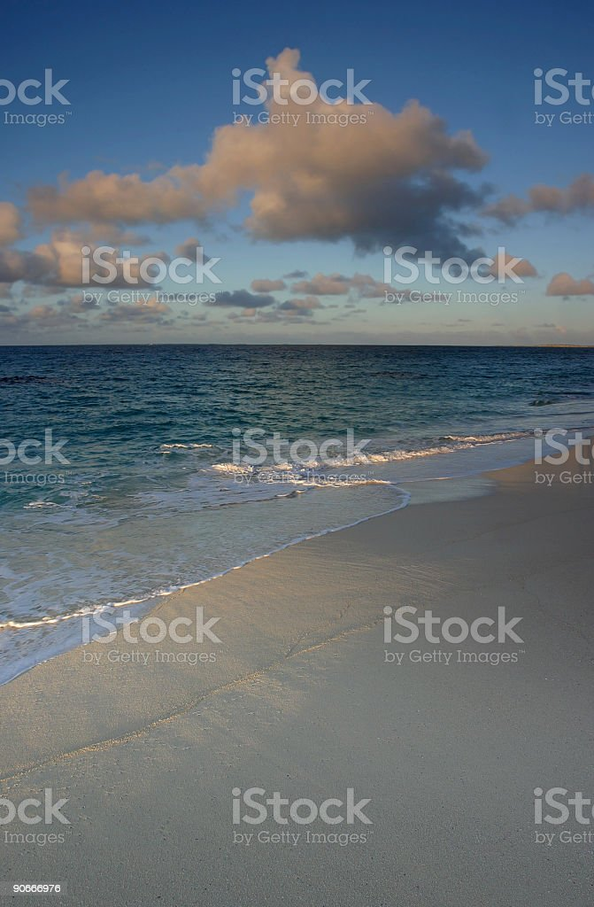 Island Peace royalty-free stock photo