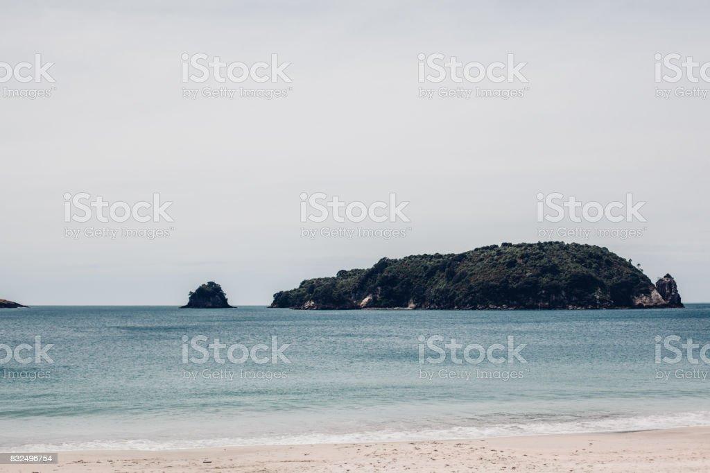 Island stock photo
