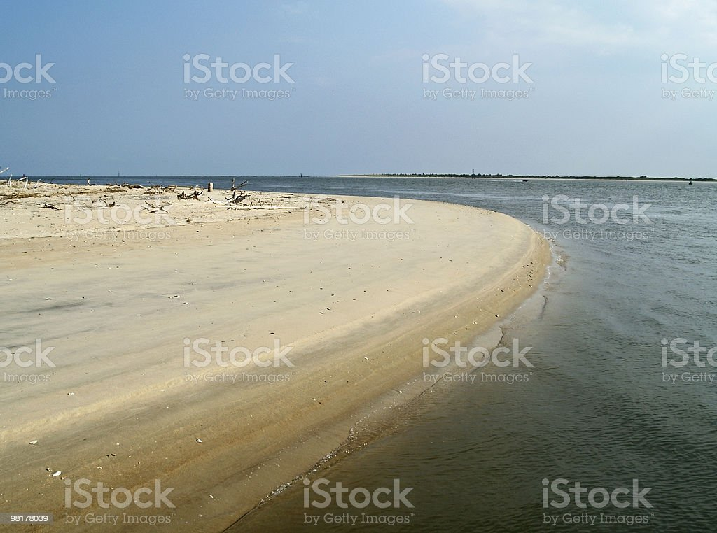 Island foto stock royalty-free