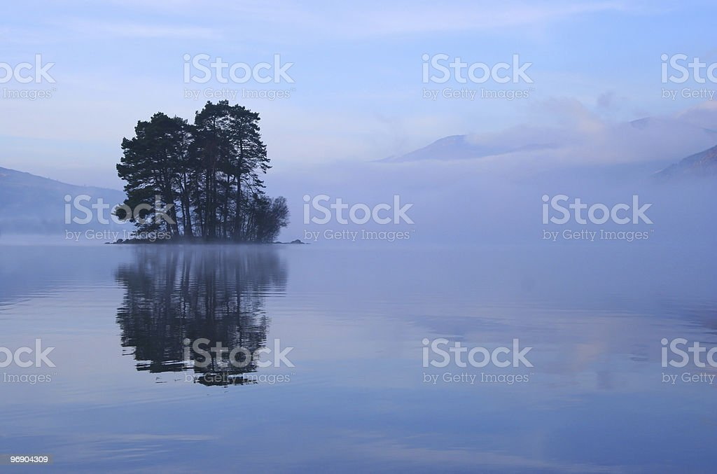 island trees royalty-free stock photo