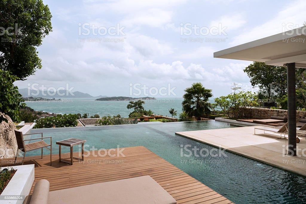 Island Villa Pool – Foto