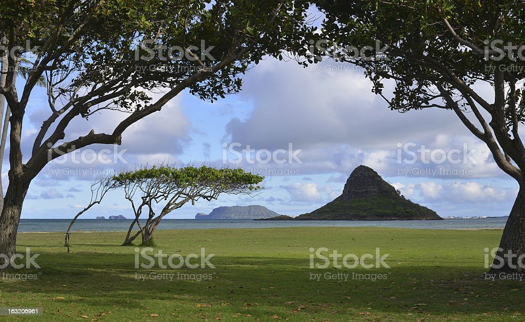 Islands, Hawaii stock photo
