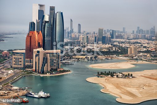 517465184 istock photo Islands in Abu Dhabi 519467992