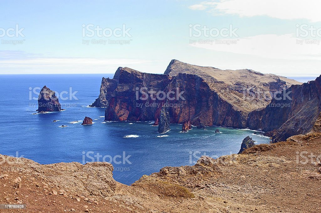 Islands of Madeira. royalty-free stock photo