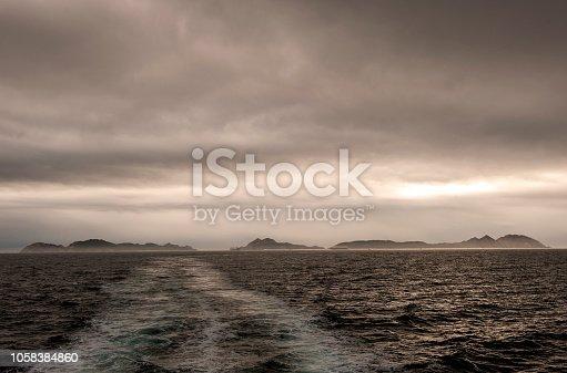 istock Islas Cies 1058384860