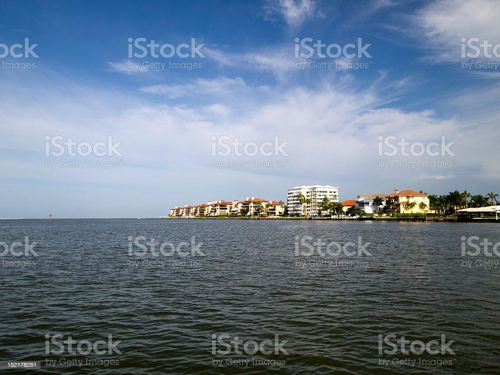 Isle of Capri Florida royalty-free stock photo