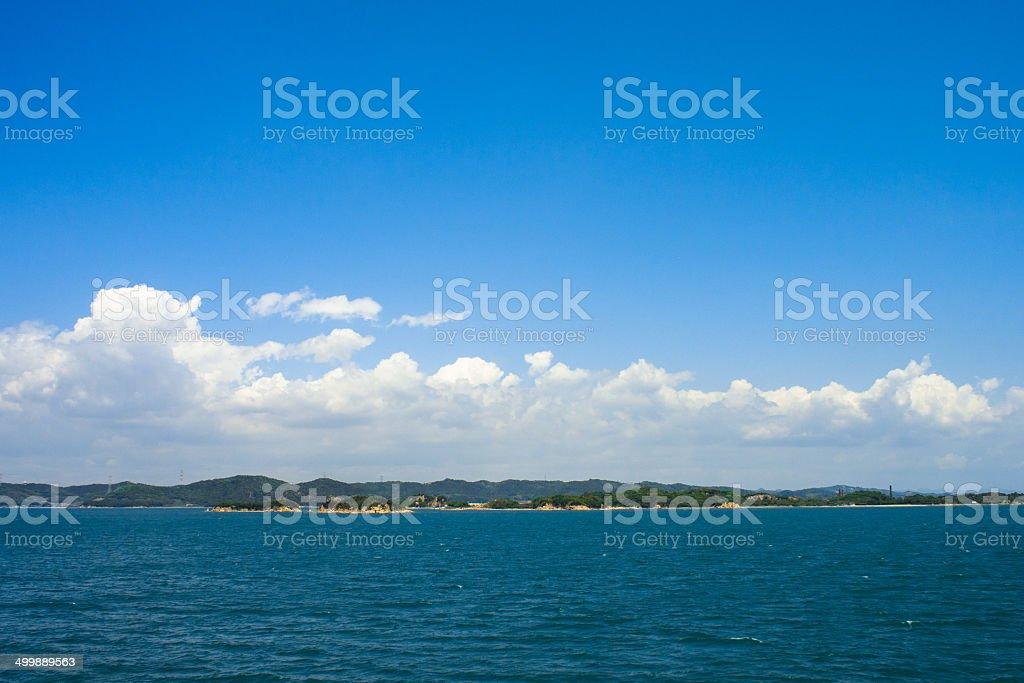 Isle of Dogs Okayama Vision stock photo