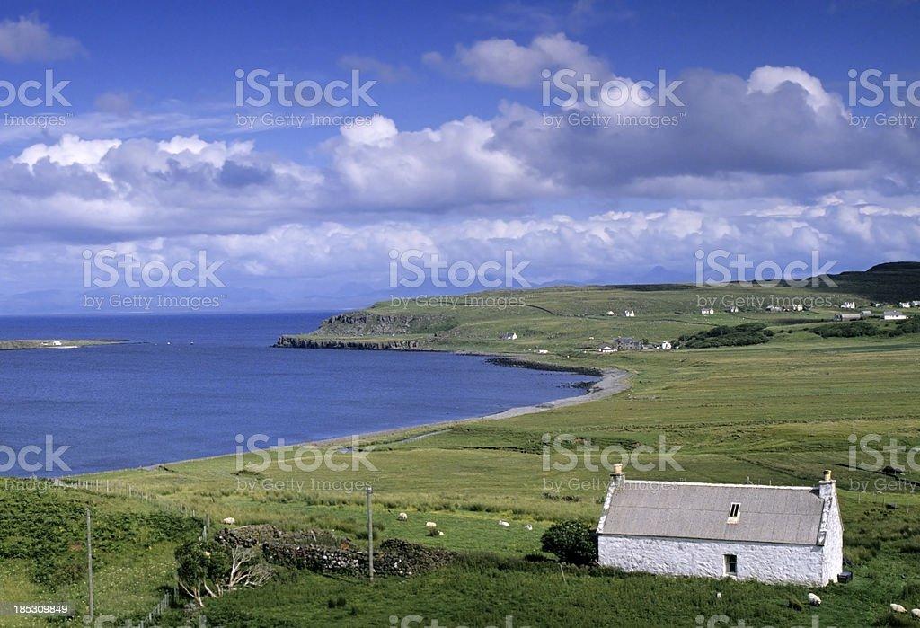 isle of skye stock photo