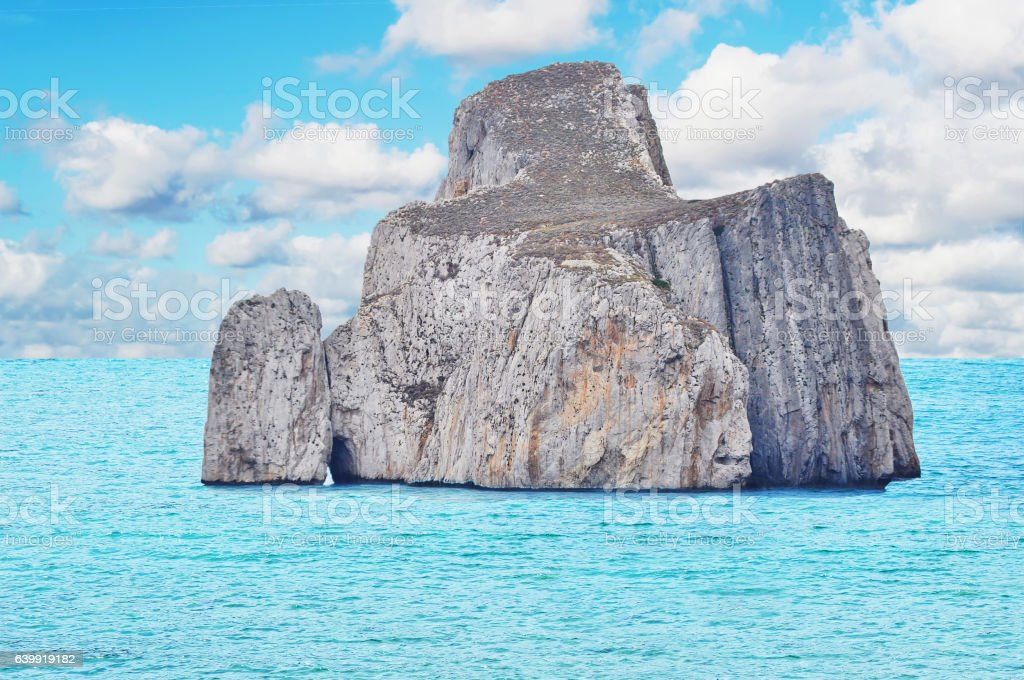 Pan di Zucchero isle stock photo