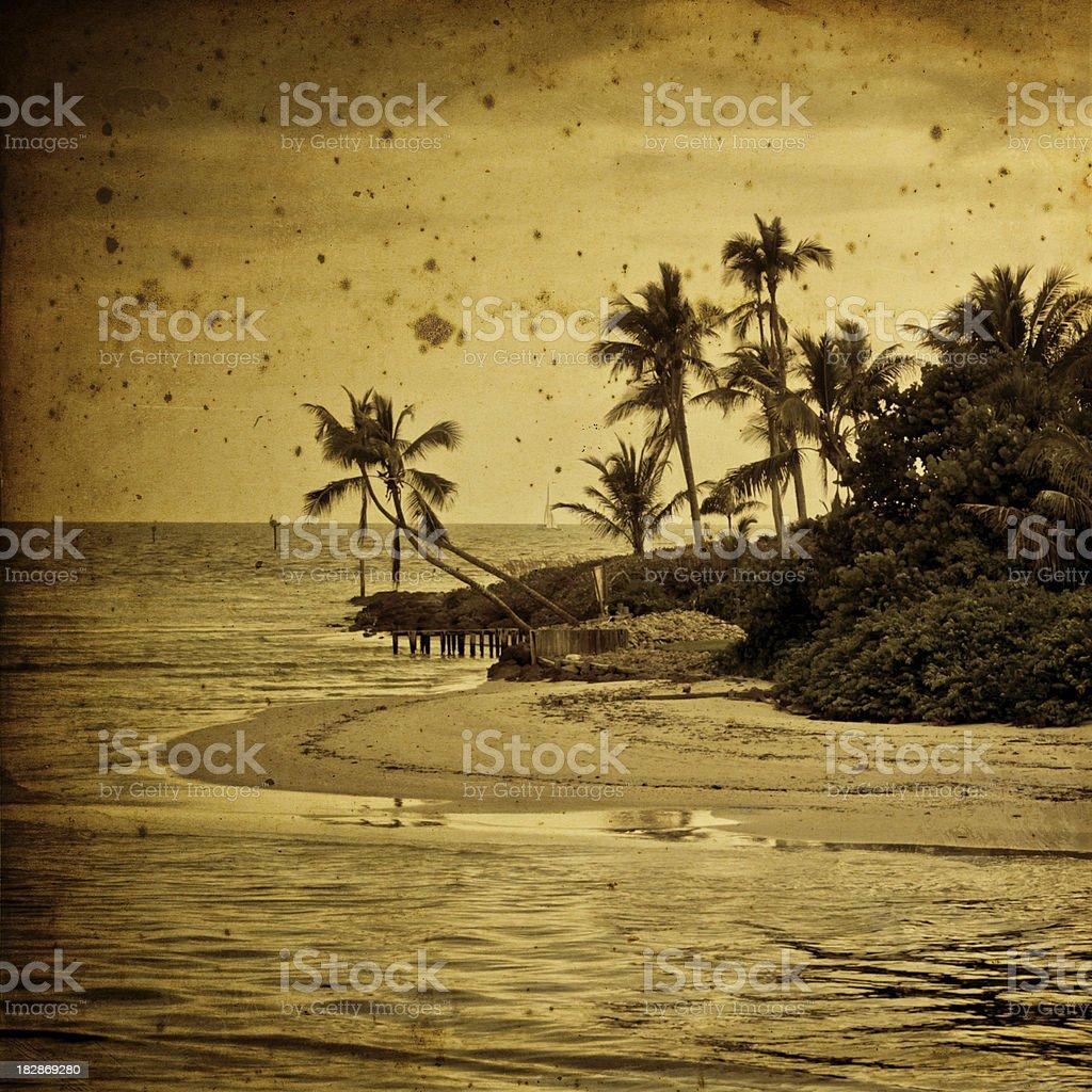 islet naples florida stock photo