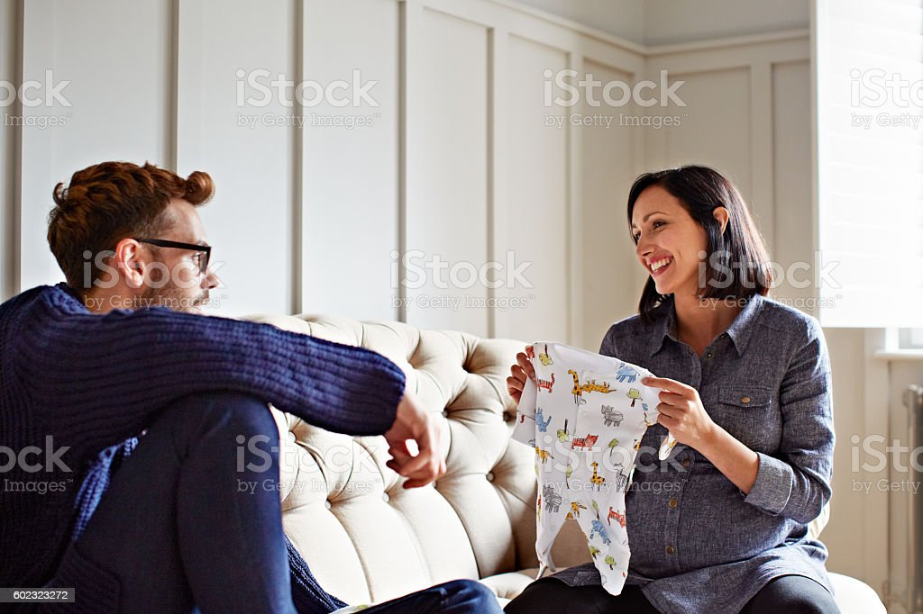 Isn't it just the cutest? stock photo