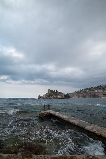 Isola Bella in Taormina - Sicily
