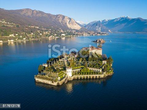 Isola Bella , Borromeo Islands, Stresa, Lake Maggiore, Piedmont, Italy, Europe