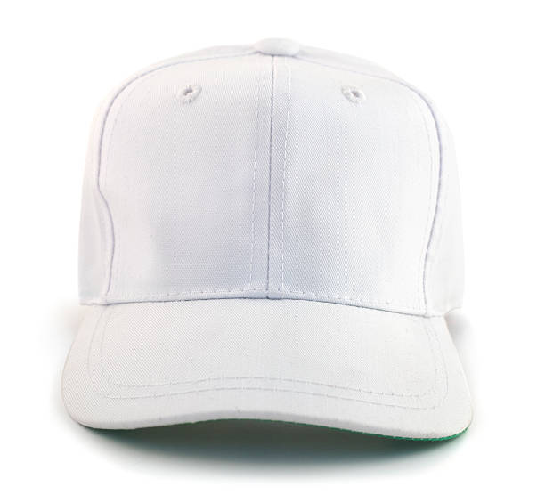 Isolated Baseball Cap stock photo