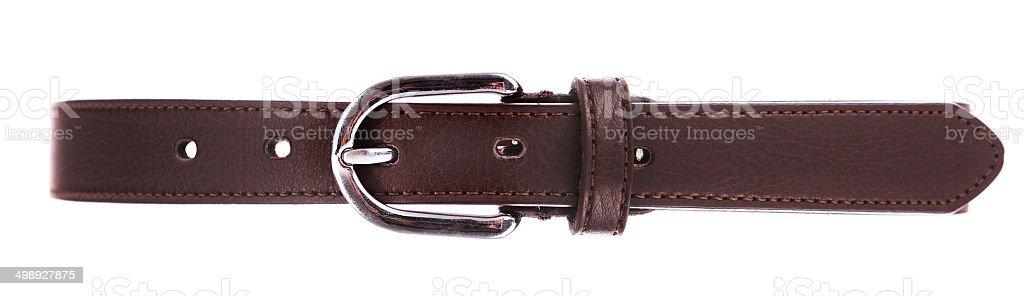 Isolated Belt stock photo