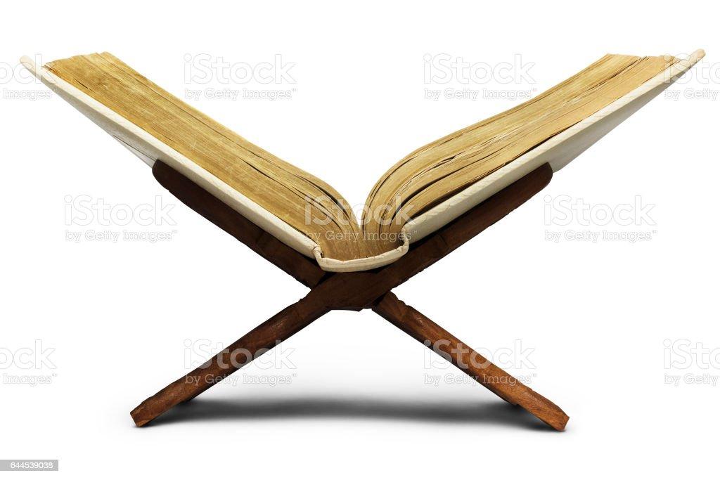 Isolated Bible stock photo