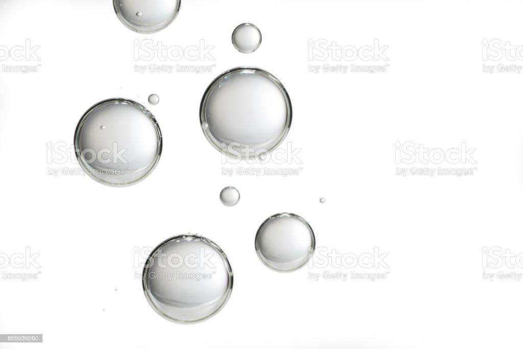 Isolated bubbles – zdjęcie