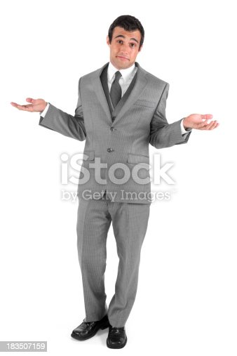 Isolated businessman shrugginghttp://www.twodozendesign.info/i/1.png