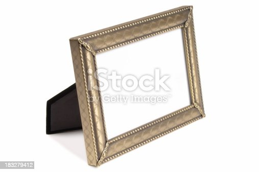 istock Isolated Decorative Picture Frame 183279412