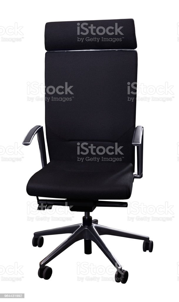 Isolated design business armchair on white  background - Royalty-free Achievement Stock Photo