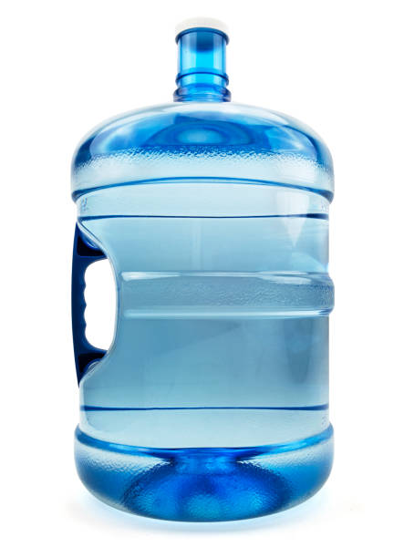 How much does a 5-gallon jug of water weigh?