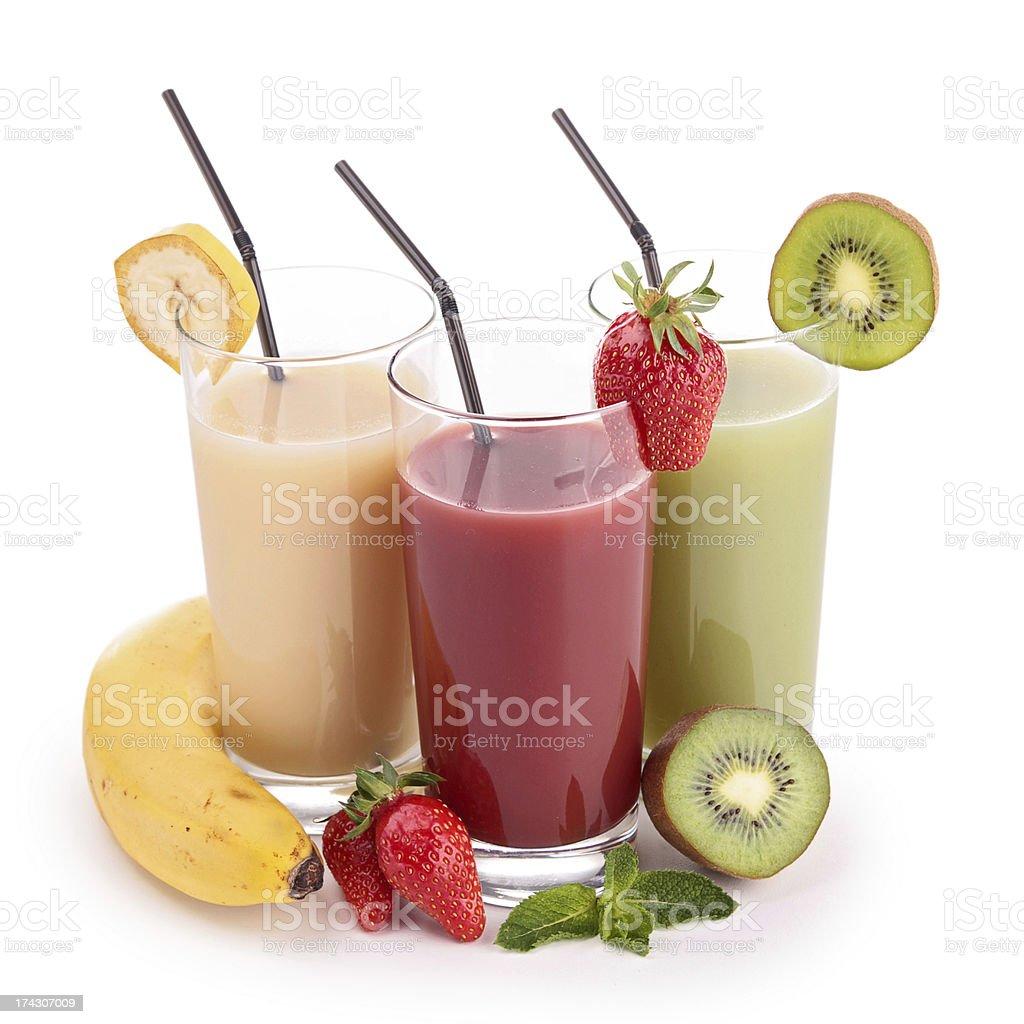 isolated fruit juice royalty-free stock photo