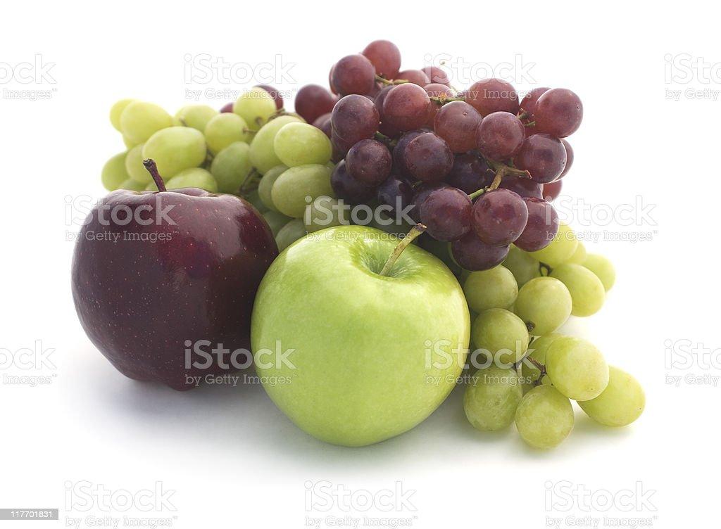 Isolated fruit stock photo