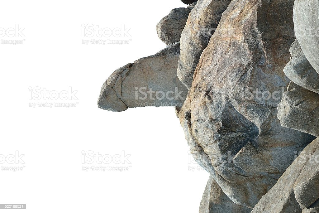 Quanto è grande il pene rocce