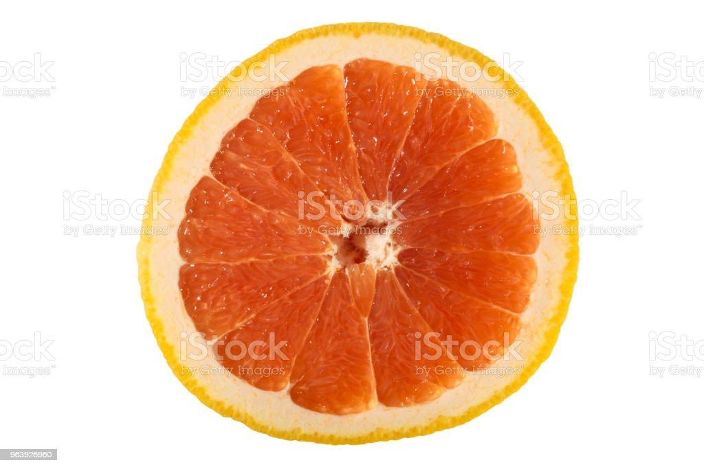 Isolated Grapefruit - Royalty-free Balance Stock Photo