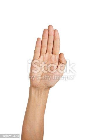 istock isolated hand 185252473